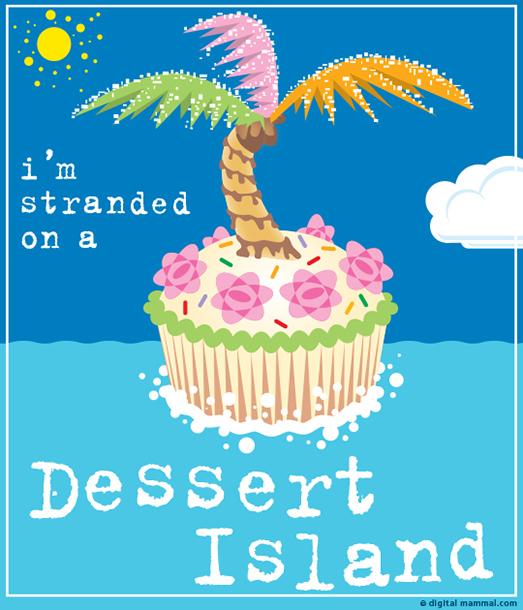 3-Illustration_Dessert_Island